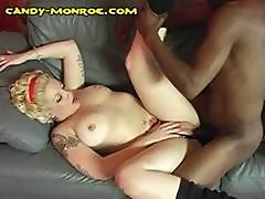 Cuckold Gets Off Watching His Cheating Wife Get Banged By A Bbc And Licks The Creamy Black Jizz