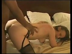 Guys in hotel creampie this white wife