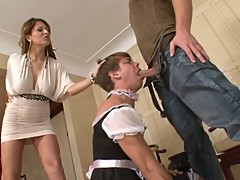 Bi female domination