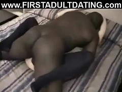 Nice homemade interracial cuckold amateur fucking 2