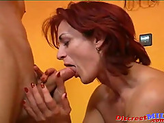 Slutty MILF Cuckold Husband and Young Neighbor