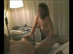 Wife Lori gets BBC while hubby tapes