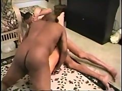 Amature in her 50's getting bbc