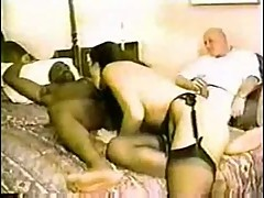 Cuckold Pays For Diner And Hotel And Watches His Wife Get