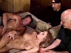 Wife the milf fucked by old pornstar - screwmywife 3