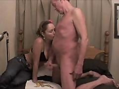 Shannon Is A Kinky Slutty Housewife Who Takes Her Husband's Cock For An Adventure