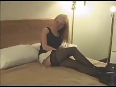 White Wife Used by 3 Black Bulls - Cuckold Amateur