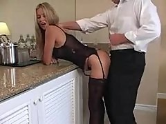 Wife fucked by a new man in hotel room
