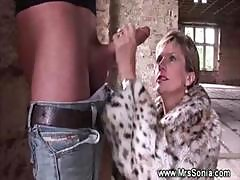 Cheating Wife Sucks And Fucks In Secret Location