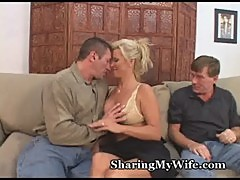 Sexy milf is shared