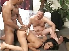 Lou Charmelle banged in front of her husband