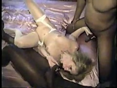 A black cock orgy for cuckold couples