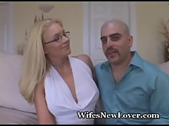 MILF Fucks Another To Be Happy