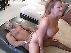 Amateur wife and her huge black lover
