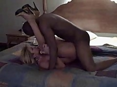 Young wife sucking fucking huge bbc